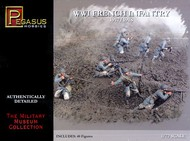 Pegasus Hobbies  1/144 French Infantry WWII PGH7199