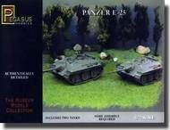 Pegasus Hobbies  1/72 German Panzer E25 Tanks (2) PGH7602
