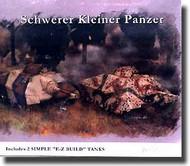 Pegasus Hobbies  1/72 Schwerer Kleiner Panzer (2) PGH7605