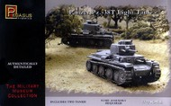 Pegasus Hobbies  1/72 Panzer 38(t) Light Tank (2) PGH7620