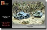 Pegasus Hobbies  1/72 T-35/85 Soviet Battle Tanks (2) (Snap Kit) PGH7662