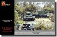 Pegasus Hobbies  1/72 KV-1 (Mod.1940) & KV2 Soviet Heavy Tanks (2) (Snap Kit) PGH7665