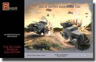 Pegasus Hobbies  1/72 BA-6 Soviet Armored Cars (2) (Snap Kit) PGH7672