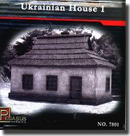 Pegasus Hobbies  1/72 Ukrainian House #1 PGH7801