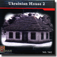 Pegasus Hobbies  1/72 Ukrainian House #2 PGH7802