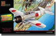 Pegasus Hobbies  1/48 A6M2 Model 21 Zero Fighter (Snap Kit) PGH8409