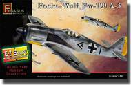 Pegasus Hobbies  1/48 Collection - Focke Wulf Fw.190A-3 Fighter (Snap Kit) PGH8414