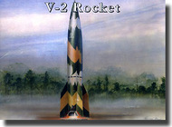 Pegasus Hobbies  1/48 V-2 Rocket (Snap) PGH8416