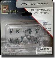 Pegasus Hobbies  1/144 WWII German Infantry PGH851