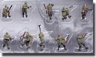 Pegasus Hobbies  1/144 WWII American Infantry PGH852