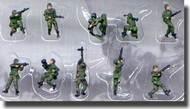 Pegasus Hobbies  1/144 Modern American Infantry, NATO PGH854