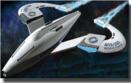 Pegasus Hobbies  1/400 Galaxy Quest Series NTE3120 NSEA Protector Spaceship PGH9004