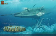 20,000 Leagues Under the Sea: The Nautilus Submarine #PGH9120
