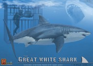 Pegasus Hobbies  1/18 The Great White Shark PGH9501