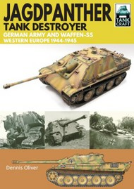 Jagdpanther Tank Destroyer German Army and Waffen-SS, Western Europe 1944–1945 #CAS0895