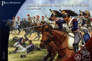 Perry Miniatures  28mm French Napoleonic Heavy Cavalry 1812-1815 (14 Mtd) PEY202