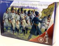 Perry Miniatures  28mm Austrian Napoleonic Infantry 1809-1815 (48) PEY207