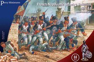 Perry Miniatures  28mm French Napoleonic Infantry Battalion 1807-14 (44) PEY209