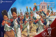 Perry Miniatures  28mm Elite Companies French Napoleonic Infantry 1807-14 (40) PEY210