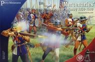 Perry Miniatures  28mm Mercenaries European Infantry 1450-1500 (40) PEY302