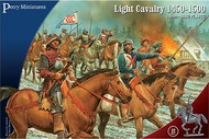 Perry Miniatures  28mm War of the Roses Mounted light Cavalry 1450-1500 (12) PEY305