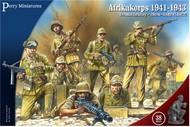 Perry Miniatures  28mm German Infantry Afrika Korps 1941-1943 (38) PEY602