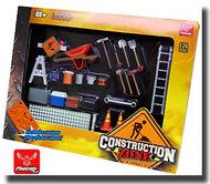 Phoenix Toys  1/24 Construction Zone Accessory Set PHO18425