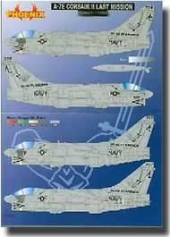 Phoenix Aviation  1/32 A7E Corsair II Last Mission Vol.3 PHX32003