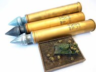 """Pig Model  1/1 """"UBR-354P""""(76.2mm Russian ammo for T-34/76, SU-76 and KV-1) PIG1003"""