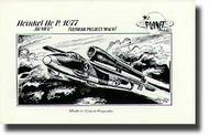 Planet Models  1/48 Heinkel He. P.1077 Romeo PNL011