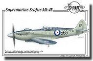 Planet Models  1/48 Seafire Mk.45 PNL134