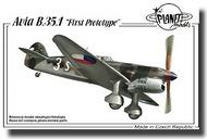 "Planet Models  1/48 Avia B.35.1 ""First Prototype"" PNL177"