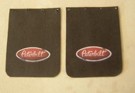 Plastic Dreams  1/25 Peterbilt Truck Mud Flap Set PTD1006