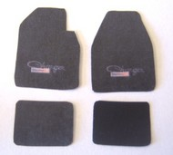 Plastic Dreams  1/25 Charger Car Mat Set PTD520