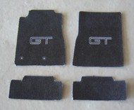 Plastic Dreams  1/25 Mustang GT Car Mat Set PTD601
