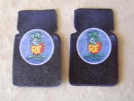 Plastic Dreams  1/25 Rat Fink Car Mat Set PTD707