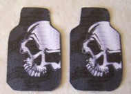 Plastic Dreams  1/25 Skully Car Mat Set PTD713