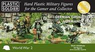 Plastic Soldier  15mm 15mm German Grenadiers in Normandy 1944 (141) PSO1538