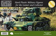 Plastic Soldier  15mm 15mm British A9/A10 Cruiser Tank (5) PSO1543