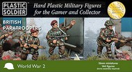 Plastic Soldier  15mm 15mm WWII British Paratroopers (144) PSO1544