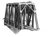 Plastruct  HO Truss Bridge Kit PLA1002