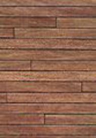 Plastruct  1/12 Hardwood Floor Paper Pattern Sheet, Light (7-1/2 x 10) (2) (D)<!-- _Disc_ --> PLA91857