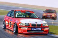 BMW 320i E46 Super Production DTCC 2001 Winner Race Car #PAZ24007