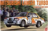 Mitsubishi Lancer Turbo 1982 Rally of 1000 Lakes Race Car #PAZ24018