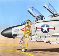 Ladder for McDonnell F-4 Phantom #PMAL4050