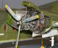 de-Havilland-Canada DHC-4 Caribou - engine set #PMAL7003