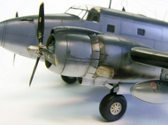 Engines cowlings for Lockheed PV-1 Ventura #PMAL7005