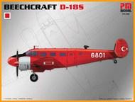 Beechcraft D-18 (C-45) Turkish Air Force #PM0306