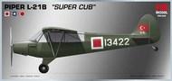 Piper L-21B Super Cub Turkish Air Force (Ex Minicraft) #PM0502