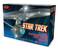 Polar Lights  1/1000 Star Trek USS Enterprise NCC1701 Refit (Snap) PLL820